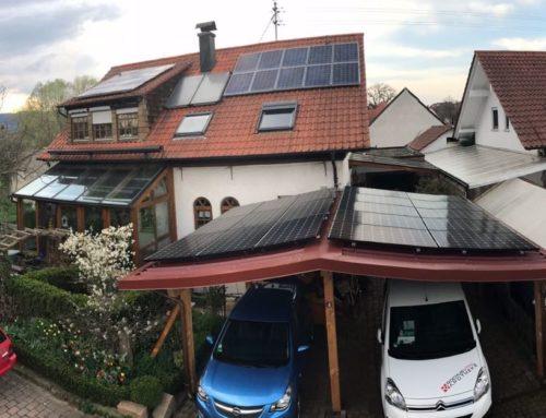 Carport, Kirrweiler